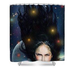 Venus Shower Curtain by Alessandro Della Pietra