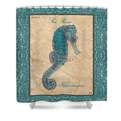 Verde Mare 3 Shower Curtain