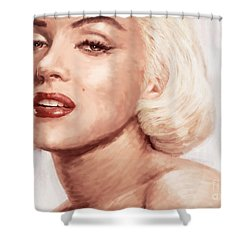Very Beautiful Shower Curtain by Atiketta Sangasaeng
