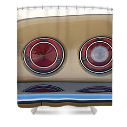 Vette Lights Shower Curtain by Rob Hans