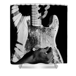 Vh #1 Shower Curtain