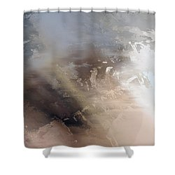 Vi - Horse Lords Shower Curtain
