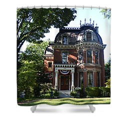 Victorian Beauty Shower Curtain by Luther Fine Art