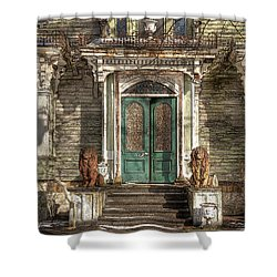 Victorian Entry Shower Curtain