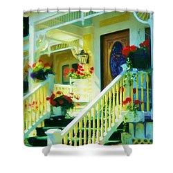 Victorian Sunshine Shower Curtain