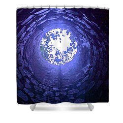 Shower Curtain featuring the photograph View From Below by John Williams
