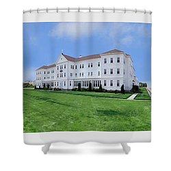 Villa Maria Shower Curtain