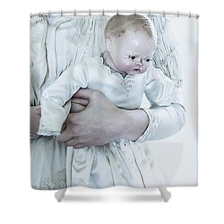 Vintage Love Shower Curtain