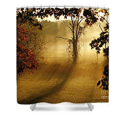 Virginia Sunrise Shower Curtain