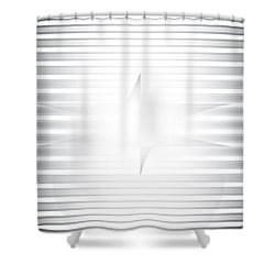 Vision Chamber Shower Curtain