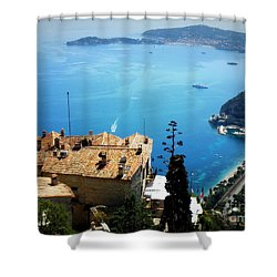 Vista From Eze Shower Curtain