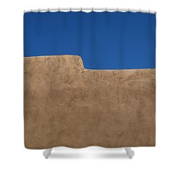 Visual Mantra Shower Curtain