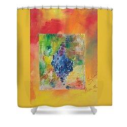 Voluptuous Shower Curtain