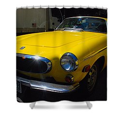 Volvo P1800es Shower Curtain