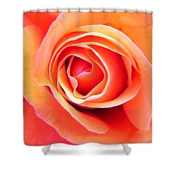 Shower Curtain featuring the photograph Vortex by Deb Halloran