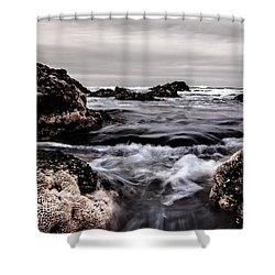 Shower Curtain featuring the photograph Vortex by Edgar Laureano