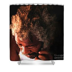 Walking To New Orleans Shower Curtain