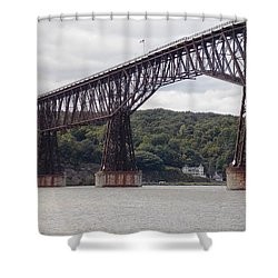 Walkway Over The Hudson Shower Curtain