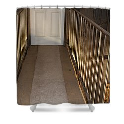 Walkway Upstairs Shower Curtain
