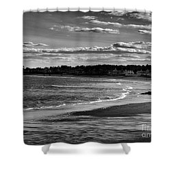 Wallis Beach Shower Curtain
