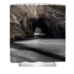 Walls Of The Cave Shower Curtain