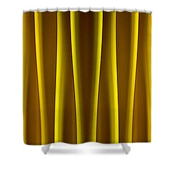 Warm Curtain Shower Curtain