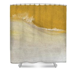 Warm Sun Shower Curtain