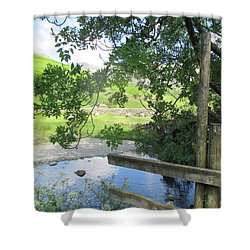 Wasdale Head Stile Shower Curtain