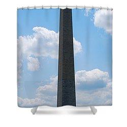 #itseemsextremelyodd Shower Curtain