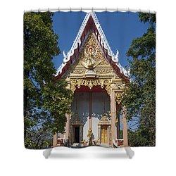 Wat Laksi Ubosot Dthb1426 Shower Curtain