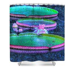 Flower 15 Shower Curtain