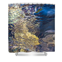 Water Monster Shower Curtain by Omaste Witkowski