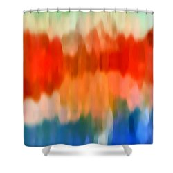 Watercolor 2 Shower Curtain by Amy Vangsgard