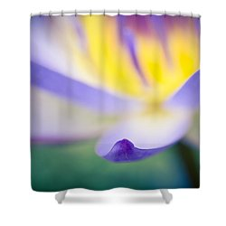 Waterlily Dreams 6 Shower Curtain