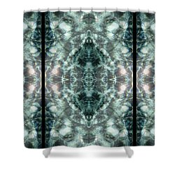 Waters Of Humility Shower Curtain