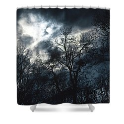 Waters Of Verona Lake Shower Curtain