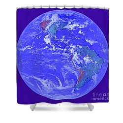 Weather By Jrr Shower Curtain by First Star Art