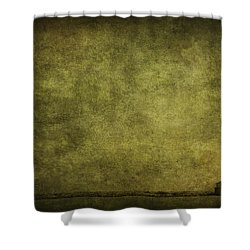 Weathering Storms Shower Curtain by Andrew Paranavitana