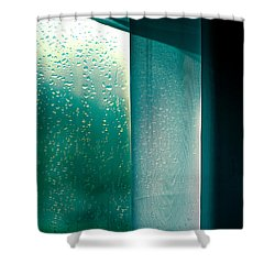 Wednesday In September  Shower Curtain by Bob Orsillo