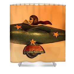 Weeeeeeeeeeeeee Shower Curtain