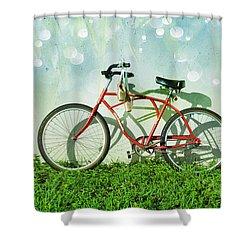 Weekender Special Shower Curtain