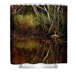 Weeping Branch Shower Curtain