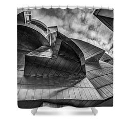 Weisman Art Museum Shower Curtain