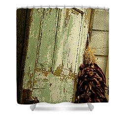 #hereimallowed Shower Curtain