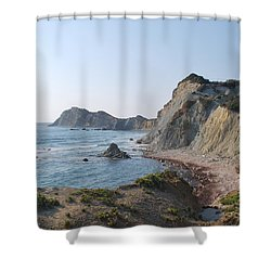 West Erikousa 1 Shower Curtain
