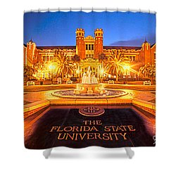 Westcott Lights Shower Curtain