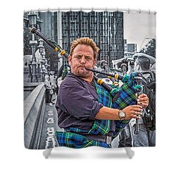 Westminster Piper Shower Curtain