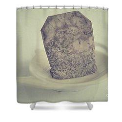 Wet Tea Bag Shower Curtain