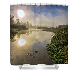 What Dreams May Come Shower Curtain by Davorin Mance