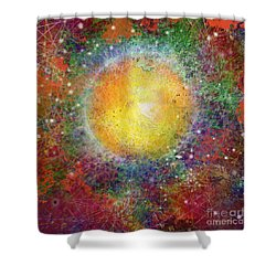 What Kind Of Sun Viii Shower Curtain